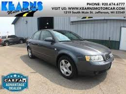 used 2003 audi a4 for sale used 2003 audi a4 for sale in hanover il edmunds