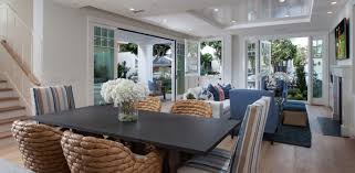 beautiful cape cod inspired custom home in newport beach