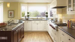 Kitchen Off White Cabinets Pictures Granite Kitchen Countertops Off White Cabinets With Dark
