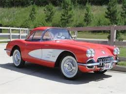 50s corvette 1950 to 1959 chevrolet corvette for sale in