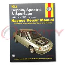 kia optima 2001 thru 2010 all models haynes repair manual