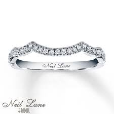 Neil Lane Wedding Rings by Kay Neil Lane Wedding Band 1 5 Ct Tw Diamonds 14k White Gold