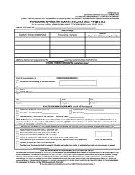 provisional patent free download create edit fill and print