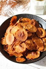 poire de terre cuisine chips de poires de terre jardin d essai