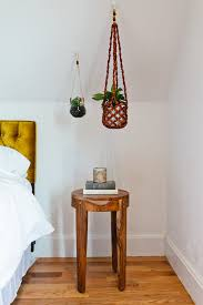 attic rooms hanging plants utilize that funny space created by a