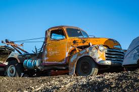 Old Ford Truck Junkyard - this colorado parts yard has been collecting classic cars for