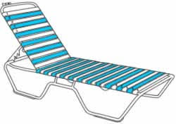 Pool Chaise Custom Outdoor Pool U0026 Patio Furniture A U0026k Enterprise