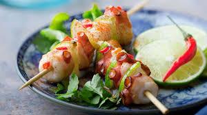 cuisiner poulpe toutes nos recettes d été l express styles