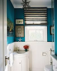 Victorian Powder Room Tiny Corner Vanity For The Eclectic Powder Room Design Hillary