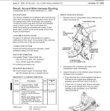 97 honda accord ac system diagram 100 images how to evacuate