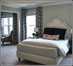 Gray Curtains For Bedroom Curtains For Black And White Bedroom View In Gallery Gray And