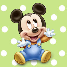 baby mickey 1st birthday baby mickey 1st birthday clipart 49