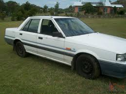 nissan skyline qld for sale skyline 1989 4d sedan 3l auto in gympie qld