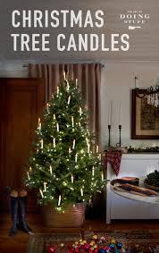 buy brown christmas tree how to make diy christmas tree candles the of doing stuff