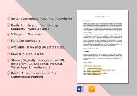 sample memo format 26 documents in pdf word