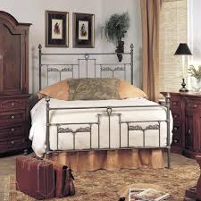 Iron Headboard And Footboard by Old Biscayne Designs Custom Design Iron And Metal Beds Natura
