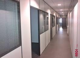 cloison pour bureau aménager les bureaux avec des cloisons amovibles amge industrie