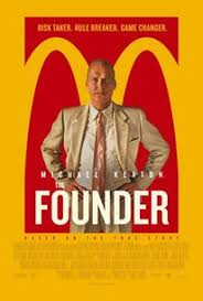 the founder 2017 rotten tomatoes