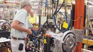 100 allison transmission service repairing damaged external
