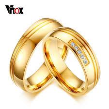 name wedding rings images Vnox aaa cz stones personalize name wedding rings for women men jpg