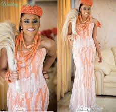 traditional wedding attire igbo traditional wedding brides grooms and bridesmaids