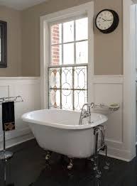 innovative white porcelain antique clawfoot tub chrome tub faucet