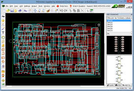 download pcb layout design software online offline circuit design software for beginners and