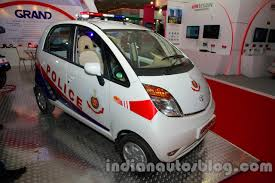 police jeep kerala images of the tata nano police patrol car from ise 2013