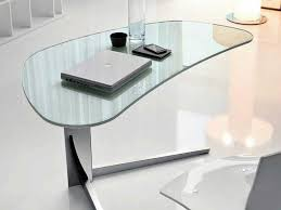 Corner Computer Desk Furniture by Upgrading A Stylish Glass Office Desk For Your Office Signin Works