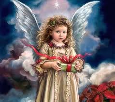 christmas angel lovely christmas angel other abstract background wallpapers on
