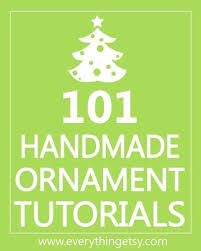 101 handmade ornament tutorials easy ideas