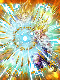 saiyan spirit super saiyan 2 gohan youth dragon ball dokkan