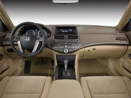 Honda Accord 2003 Interior 2008 Honda Accord Cockpit Interior Photo Automotive Com