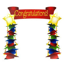 preschool graduation decorations congratulations arch kit