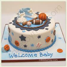 baby shower sports theme baby shower cake ideas sports theme diabetesmang info