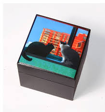 Decorative Cat Box 132 Best Lots Of Boxes Images On Pinterest Boxes Jewelry Box