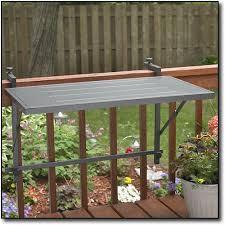 outdoor greatroom company deck rail folding shelf gs rm best buy