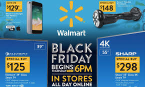 walmart black friday 2017 ad best wal mart deals now in app