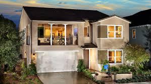 millennium home design jacksonville fl castellena at the village of escaya new homes in chula vista ca
