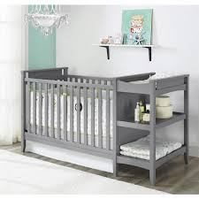 Convertible Changing Table Dresser Baby Relax Crib And Changing Table Combo Overstock