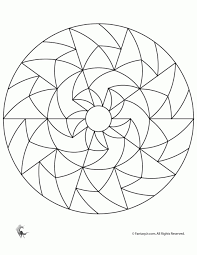 incredible easy geometric coloring pages regarding wedding