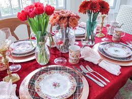 valentines table decorations valentine table decorations romantic red and pattern mix