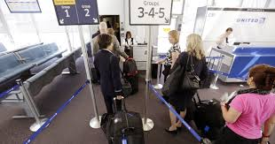 United Airlines Checked Bags United Cracks Down On Oversized Carry Ons
