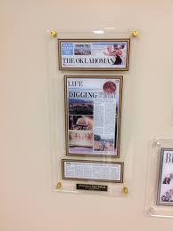 how to display newspaper or magazine articles with frames we