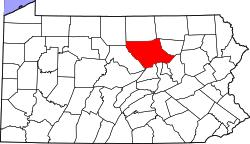 map of williamsport pa south williamsport pennsylvania