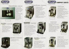 commercial espresso maker coffee machines automatic espresso makers by delonghi philippines