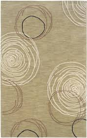 Modern Contemporary Rugs Sphinx L85404 Lotus Beige Modern Contemporary Rug Spx 85404