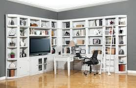 office desk with bookshelf bookcases office desk with bookcase parker office desk w bookcase