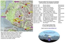 Anchorage Map Anchorage Avalanche Center Aac Providing Snow Weather And