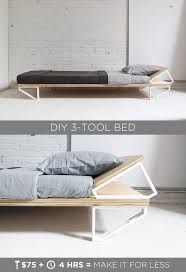 4 Bed Frame 18 Gorgeous Diy Bed Frames The Budget Decorator